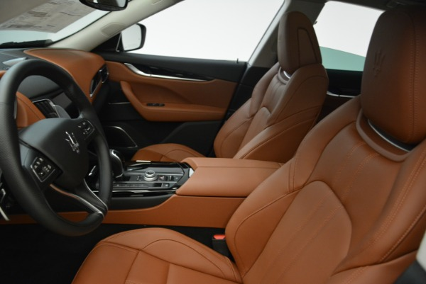 New 2018 Maserati Levante S Q4 GranSport for sale Sold at Aston Martin of Greenwich in Greenwich CT 06830 13