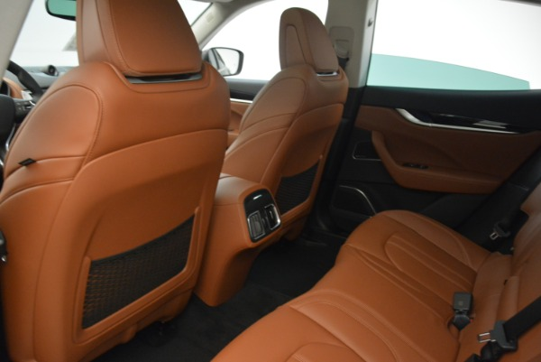 New 2018 Maserati Levante S Q4 GranSport for sale Sold at Aston Martin of Greenwich in Greenwich CT 06830 16