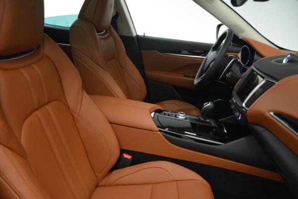 New 2018 Maserati Levante S Q4 GranSport for sale Sold at Aston Martin of Greenwich in Greenwich CT 06830 20