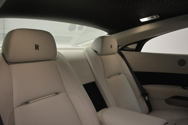 New 2016 Rolls-Royce Wraith for sale Sold at Aston Martin of Greenwich in Greenwich CT 06830 19