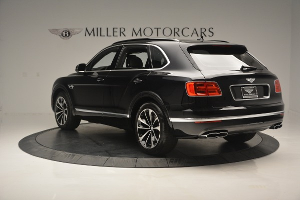 New 2019 Bentley Bentayga V8 for sale Sold at Aston Martin of Greenwich in Greenwich CT 06830 5