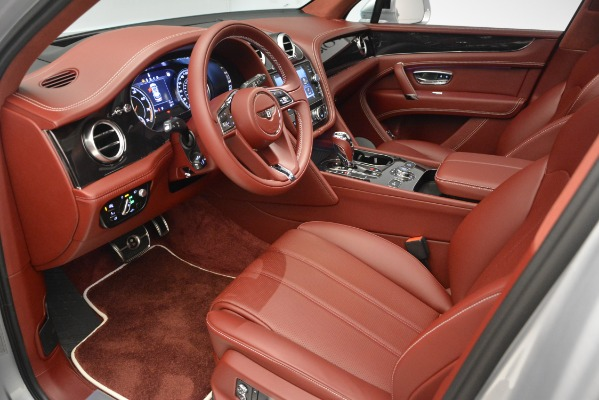 New 2019 Bentley Bentayga V8 for sale Sold at Aston Martin of Greenwich in Greenwich CT 06830 17