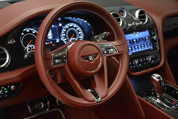 New 2019 Bentley Bentayga V8 for sale Sold at Aston Martin of Greenwich in Greenwich CT 06830 21