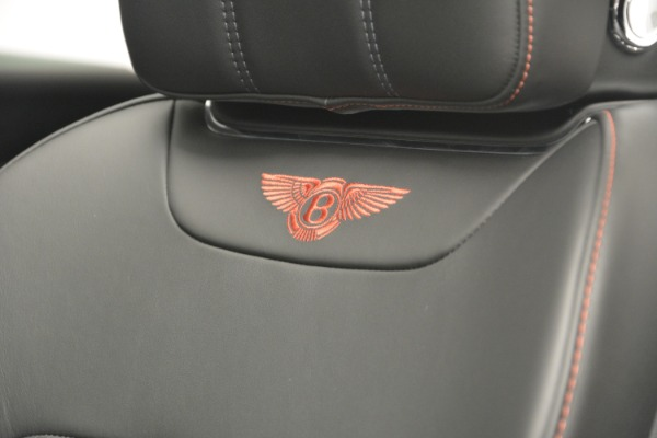 Used 2019 Bentley Bentayga V8 for sale Sold at Aston Martin of Greenwich in Greenwich CT 06830 21