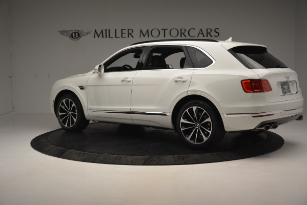 Used 2019 Bentley Bentayga V8 for sale Sold at Aston Martin of Greenwich in Greenwich CT 06830 3