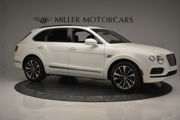 Used 2019 Bentley Bentayga V8 for sale Sold at Aston Martin of Greenwich in Greenwich CT 06830 9