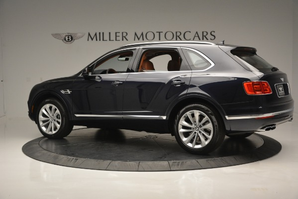 New 2019 Bentley Bentayga V8 for sale Sold at Aston Martin of Greenwich in Greenwich CT 06830 4
