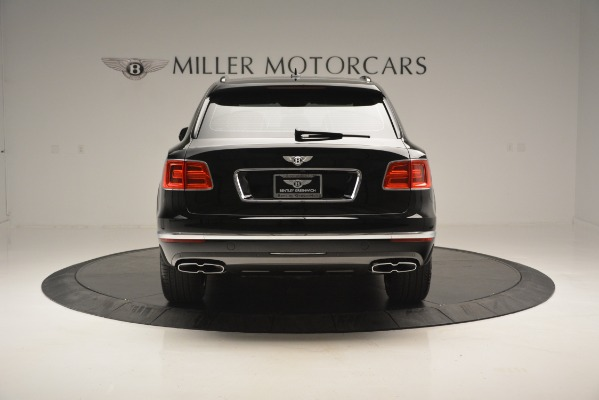New 2019 Bentley Bentayga V8 for sale Sold at Aston Martin of Greenwich in Greenwich CT 06830 6