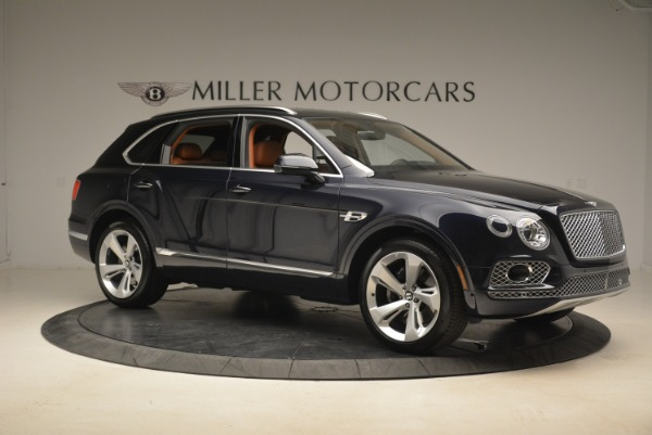 Used 2018 Bentley Bentayga W12 Signature for sale Sold at Aston Martin of Greenwich in Greenwich CT 06830 10