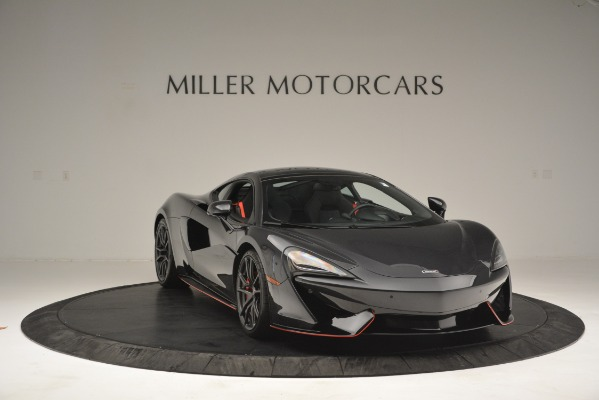 Used 2018 McLaren 570GT for sale Sold at Aston Martin of Greenwich in Greenwich CT 06830 11