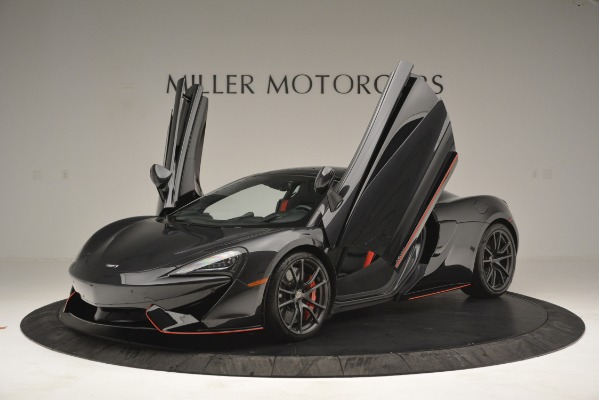 Used 2018 McLaren 570GT for sale Sold at Aston Martin of Greenwich in Greenwich CT 06830 14