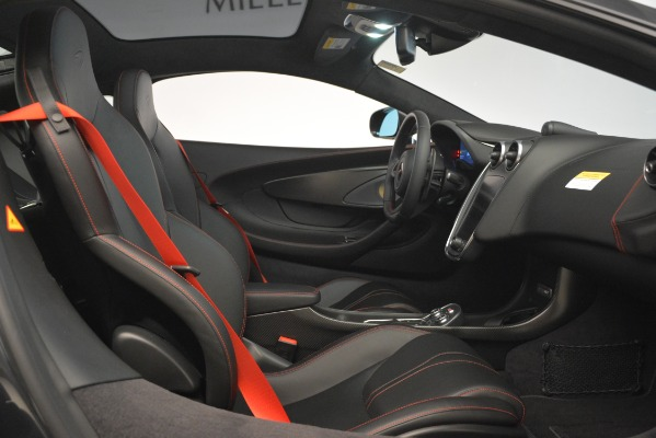 Used 2018 McLaren 570GT for sale Sold at Aston Martin of Greenwich in Greenwich CT 06830 19