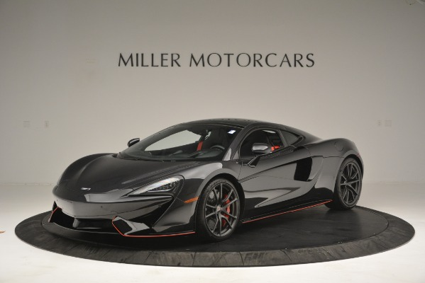 Used 2018 McLaren 570GT for sale Sold at Aston Martin of Greenwich in Greenwich CT 06830 2