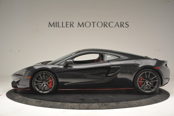 Used 2018 McLaren 570GT for sale Sold at Aston Martin of Greenwich in Greenwich CT 06830 3