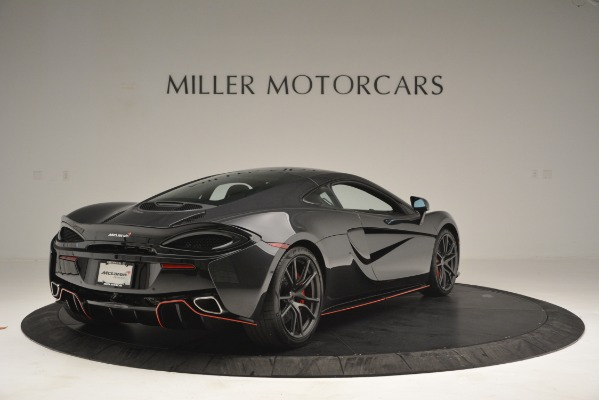 Used 2018 McLaren 570GT for sale Sold at Aston Martin of Greenwich in Greenwich CT 06830 7