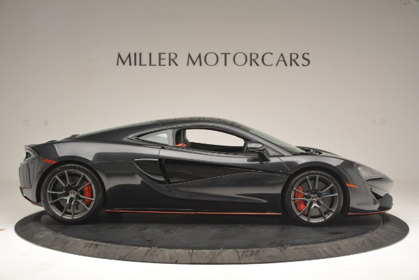 Used 2018 McLaren 570GT for sale Sold at Aston Martin of Greenwich in Greenwich CT 06830 9