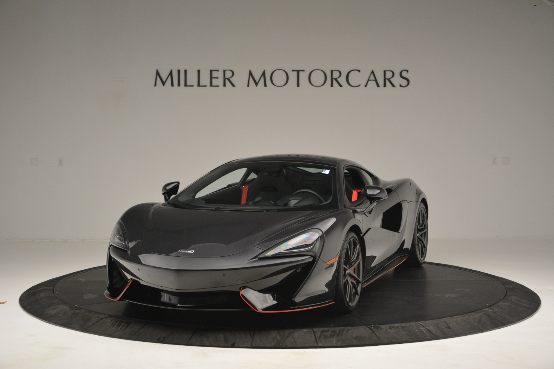 Used 2018 McLaren 570GT for sale Sold at Aston Martin of Greenwich in Greenwich CT 06830 1
