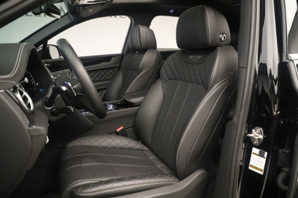 Used 2018 Bentley Bentayga W12 Signature for sale Sold at Aston Martin of Greenwich in Greenwich CT 06830 19