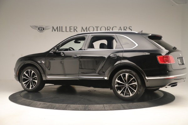 Used 2018 Bentley Bentayga W12 Signature for sale Sold at Aston Martin of Greenwich in Greenwich CT 06830 4