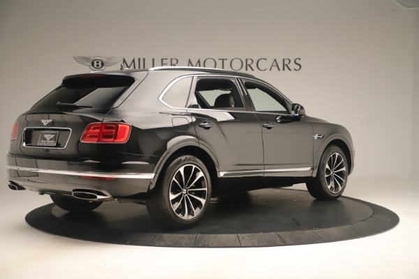 Used 2018 Bentley Bentayga W12 Signature for sale Sold at Aston Martin of Greenwich in Greenwich CT 06830 8