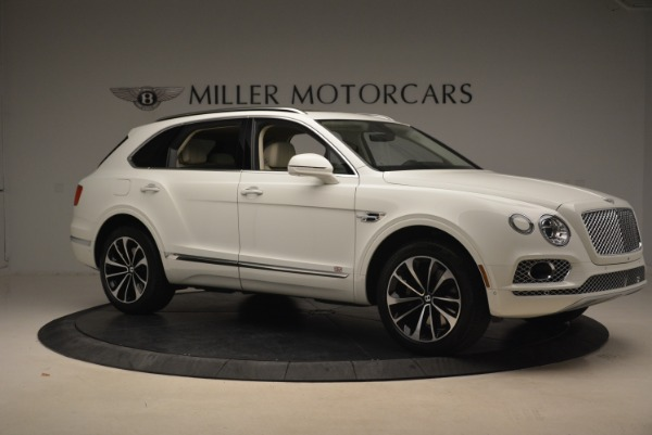 Used 2018 Bentley Bentayga Signature for sale Sold at Aston Martin of Greenwich in Greenwich CT 06830 10