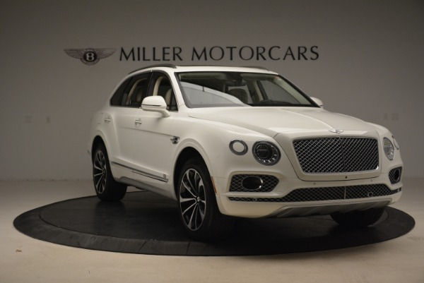 Used 2018 Bentley Bentayga Signature for sale Sold at Aston Martin of Greenwich in Greenwich CT 06830 11