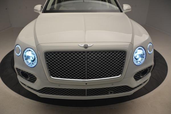 Used 2018 Bentley Bentayga Signature for sale Sold at Aston Martin of Greenwich in Greenwich CT 06830 14