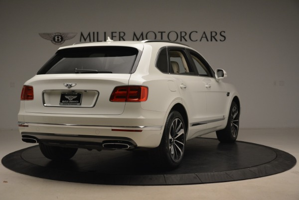Used 2018 Bentley Bentayga Signature for sale Sold at Aston Martin of Greenwich in Greenwich CT 06830 7