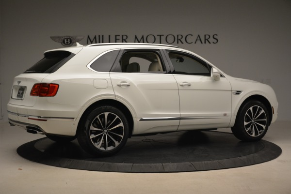 Used 2018 Bentley Bentayga Signature for sale Sold at Aston Martin of Greenwich in Greenwich CT 06830 8