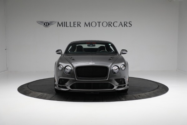 Used 2017 Bentley Continental GT Supersports for sale Sold at Aston Martin of Greenwich in Greenwich CT 06830 12
