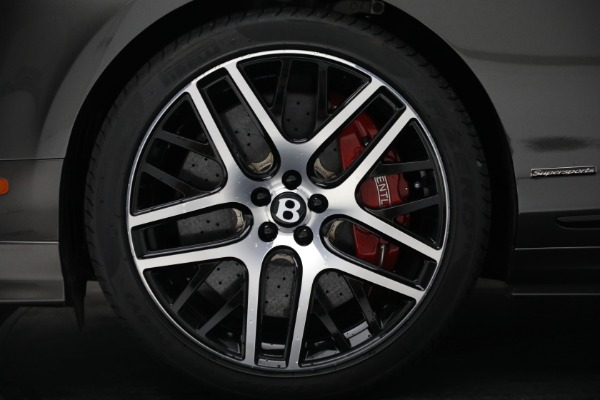 Used 2017 Bentley Continental GT Supersports for sale Sold at Aston Martin of Greenwich in Greenwich CT 06830 15