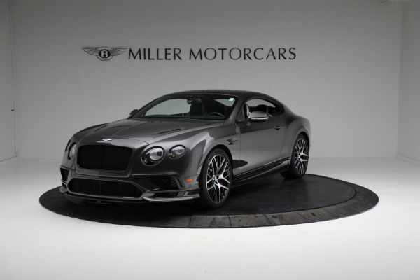 Used 2017 Bentley Continental GT Supersports for sale Sold at Aston Martin of Greenwich in Greenwich CT 06830 2