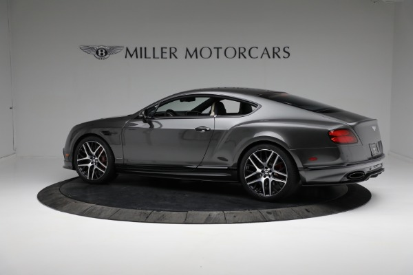 Used 2017 Bentley Continental GT Supersports for sale Sold at Aston Martin of Greenwich in Greenwich CT 06830 4