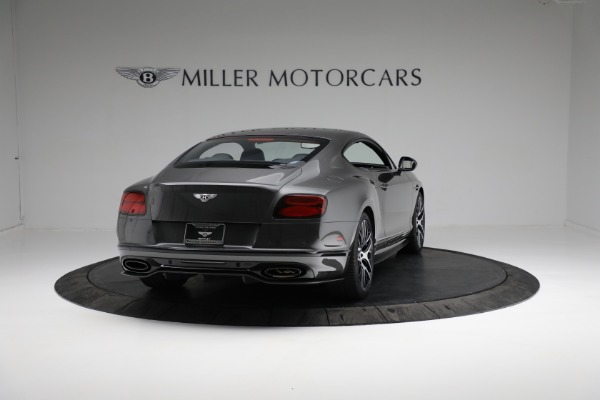 Used 2017 Bentley Continental GT Supersports for sale Sold at Aston Martin of Greenwich in Greenwich CT 06830 7