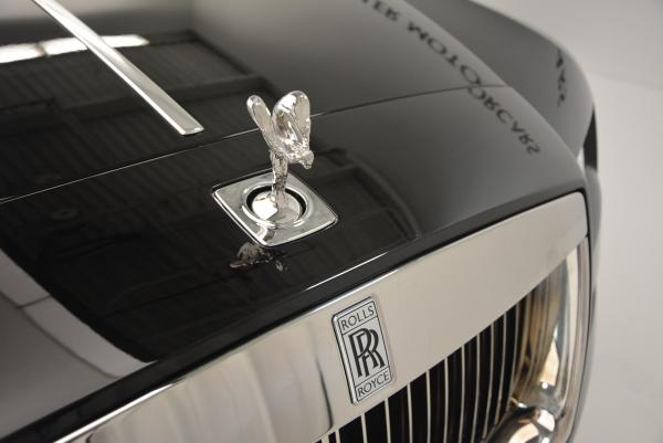 New 2016 Rolls-Royce Wraith for sale Sold at Aston Martin of Greenwich in Greenwich CT 06830 14
