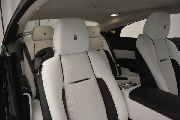New 2016 Rolls-Royce Wraith for sale Sold at Aston Martin of Greenwich in Greenwich CT 06830 17