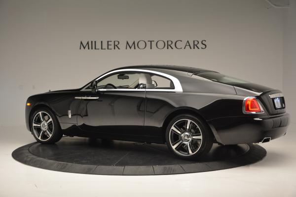 New 2016 Rolls-Royce Wraith for sale Sold at Aston Martin of Greenwich in Greenwich CT 06830 4