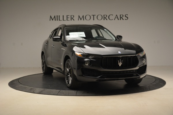 Used 2018 Maserati Levante S Q4 GranSport for sale Call for price at Aston Martin of Greenwich in Greenwich CT 06830 10