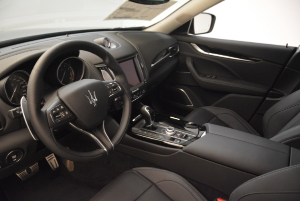 Used 2018 Maserati Levante S Q4 GranSport for sale Call for price at Aston Martin of Greenwich in Greenwich CT 06830 12