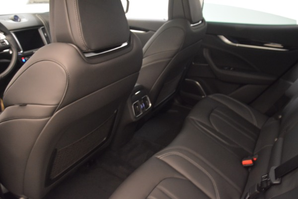 Used 2018 Maserati Levante S Q4 GranSport for sale Call for price at Aston Martin of Greenwich in Greenwich CT 06830 17