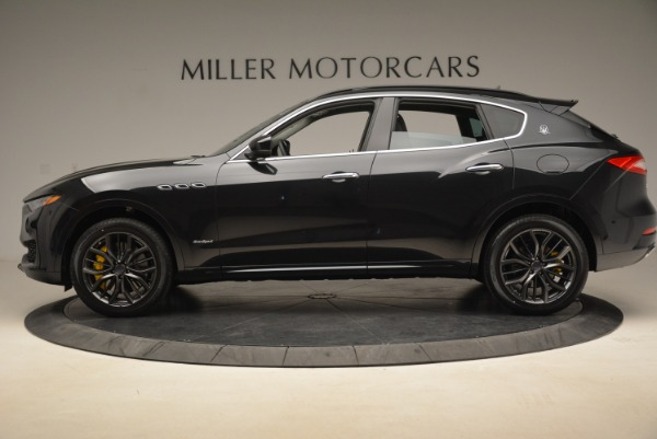 Used 2018 Maserati Levante S Q4 GranSport for sale Call for price at Aston Martin of Greenwich in Greenwich CT 06830 2