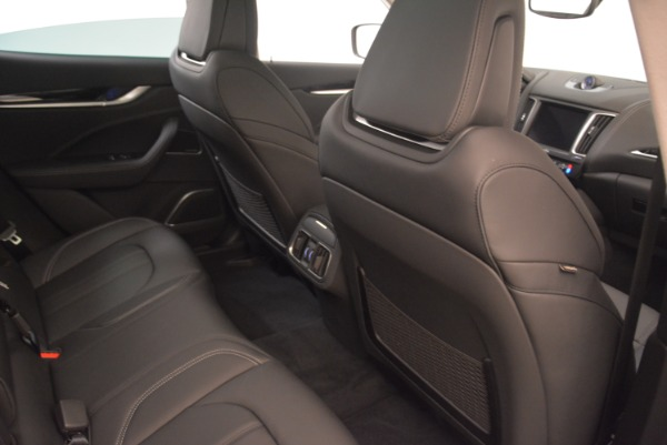 Used 2018 Maserati Levante S Q4 GranSport for sale Call for price at Aston Martin of Greenwich in Greenwich CT 06830 23
