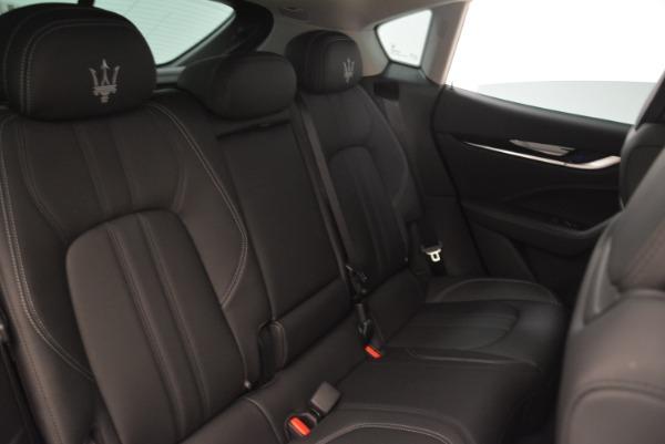 New 2018 Maserati Levante S Q4 GranSport for sale Sold at Aston Martin of Greenwich in Greenwich CT 06830 25