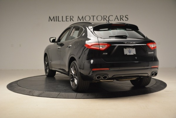 Used 2018 Maserati Levante S Q4 GranSport for sale Call for price at Aston Martin of Greenwich in Greenwich CT 06830 4