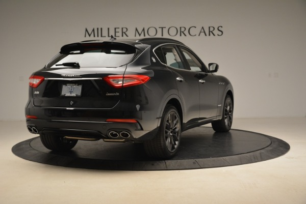 Used 2018 Maserati Levante S Q4 GranSport for sale Call for price at Aston Martin of Greenwich in Greenwich CT 06830 6
