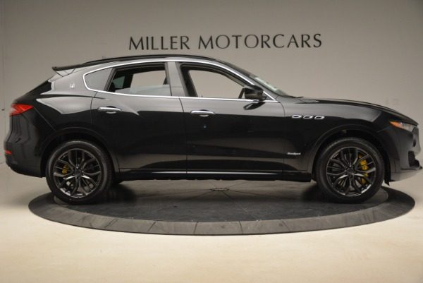 Used 2018 Maserati Levante S Q4 GranSport for sale Call for price at Aston Martin of Greenwich in Greenwich CT 06830 8
