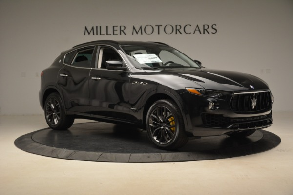 Used 2018 Maserati Levante S Q4 GranSport for sale Call for price at Aston Martin of Greenwich in Greenwich CT 06830 9