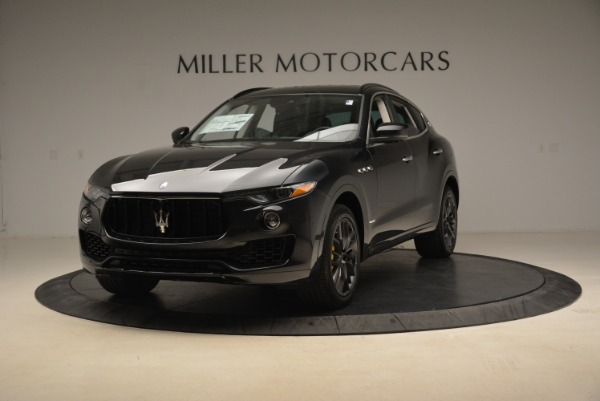 Used 2018 Maserati Levante S Q4 GranSport for sale Call for price at Aston Martin of Greenwich in Greenwich CT 06830 1
