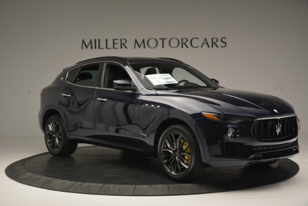 New 2018 Maserati Levante S Q4 GranSport for sale Sold at Aston Martin of Greenwich in Greenwich CT 06830 12
