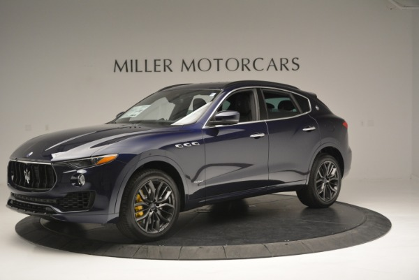 New 2018 Maserati Levante S Q4 GranSport for sale Sold at Aston Martin of Greenwich in Greenwich CT 06830 2
